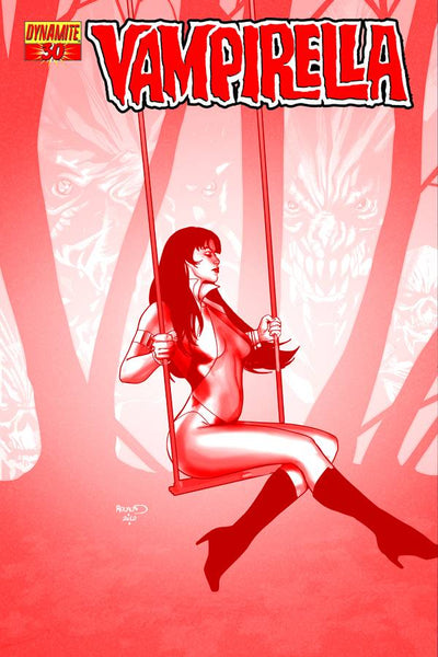 VAMPIRELLA VOL 4 #30 15 COPY RENAUD RED INCV