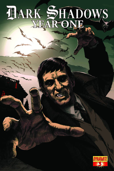 DARK SHADOWS YEAR ONE #3 - Kings Comics