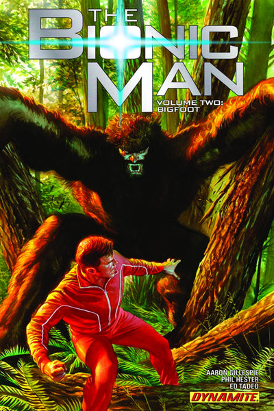 BIONIC MAN TP VOL 02 BIGFOOT