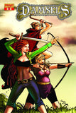 DAMSELS #11 - Kings Comics