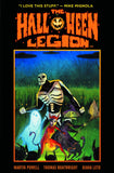 HALLOWEEN LEGION GREAT GOBLIN INVASION HC - Kings Comics