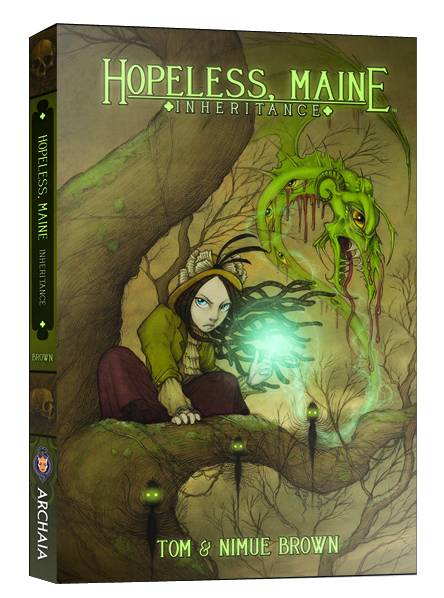 HOPELESS MAINE HC VOL 02 INHERITANCE - Kings Comics