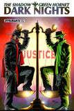 SHADOW GREEN HORNET DARK NIGHTS #5