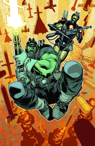 INDESTRUCTIBLE HULK ANNUAL #1 - Kings Comics