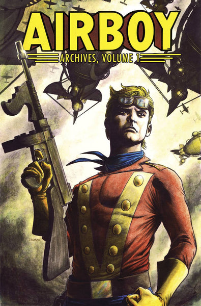 AIRBOY ARCHIVE TP VOL 01 - Kings Comics