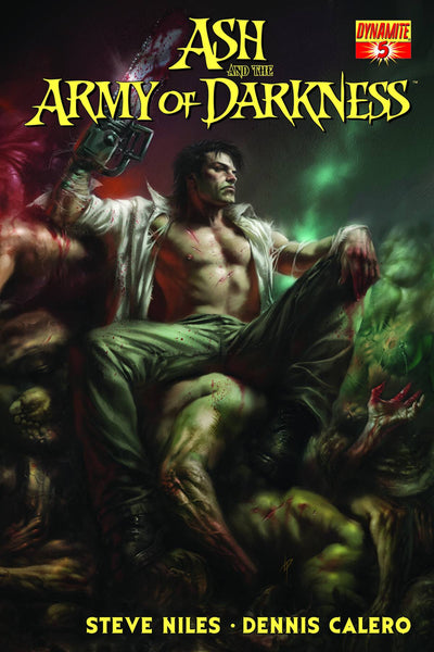 ASH & THE ARMY OF DARKNESS #5 - Kings Comics