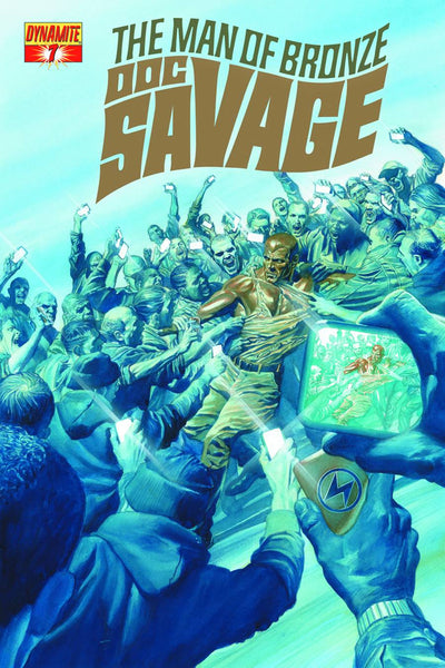 DOC SAVAGE VOL 5 #7