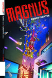 MAGNUS ROBOT FIGHTER VOL 4 #4 HESTER EXC SUBSCRIPTION VAR