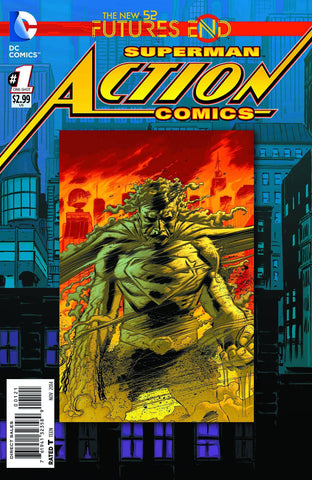 ACTION COMICS VOL 2 FUTURES END #1 STANDARD ED