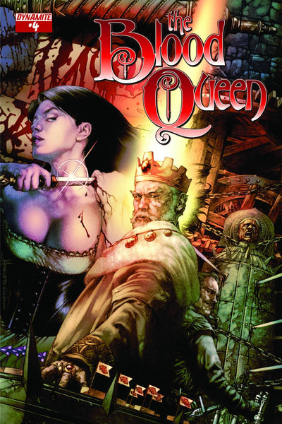 BLOOD QUEEN #4