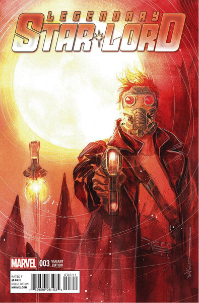 LEGENDARY STAR LORD #3 NGUYEN VAR