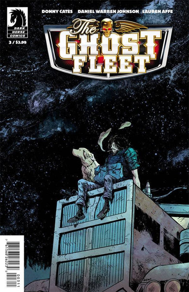 GHOST FLEET #3 - Kings Comics