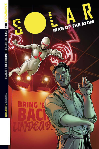 SOLAR MAN OF ATOM VOL 2 #10
