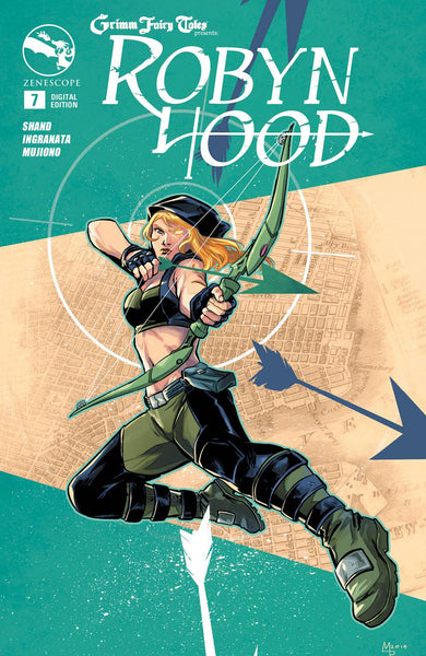 GFT ROBYN HOOD ONGOING #7