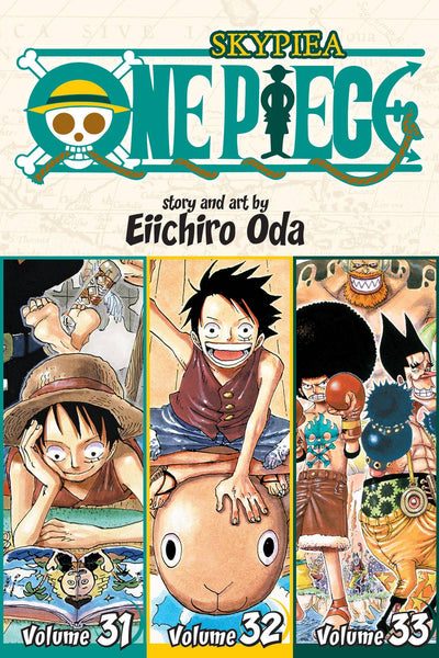 ONE PIECE 3-IN-1 TP VOL 11