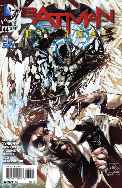 BATMAN ETERNAL #44