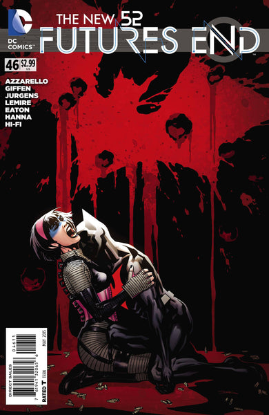 NEW 52 FUTURES END #46 (WEEKLY)