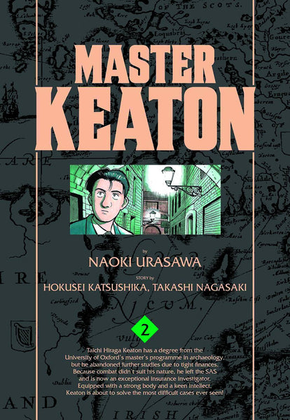 MASTER KEATON GN VOL 02 - Kings Comics