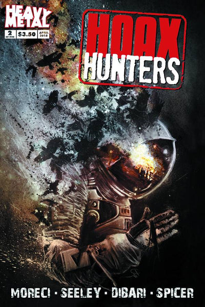 HOAX HUNTERS VOL 2 #2 - Kings Comics