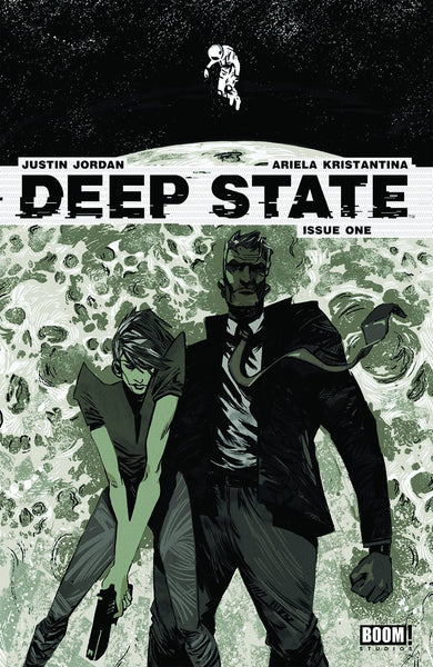 DEEP STATE #1 (3RD PTG)