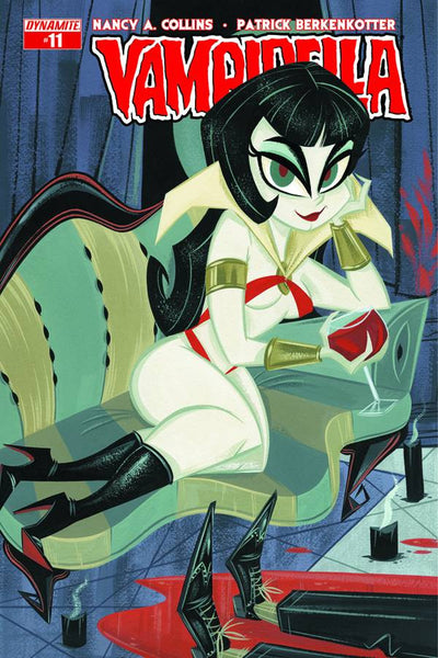VAMPIRELLA VOL 5 #11 EXC SUBSCRIPTION VAR - Kings Comics