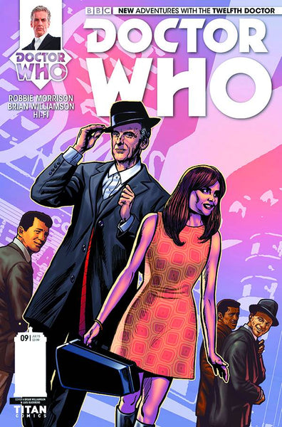 DOCTOR WHO 12TH #9