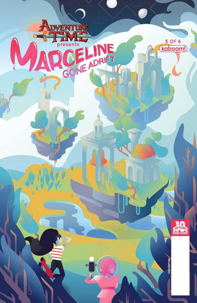 ADVENTURE TIME MARCELINE GONE ADRIFT #5 SUBSCRIPTION STANTON - Kings Comics