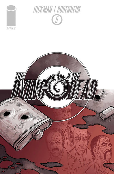 DYING AND THE DEAD #5