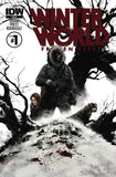 WINTERWORLD FROZEN FLEET #1 10 COPY INCV - Kings Comics