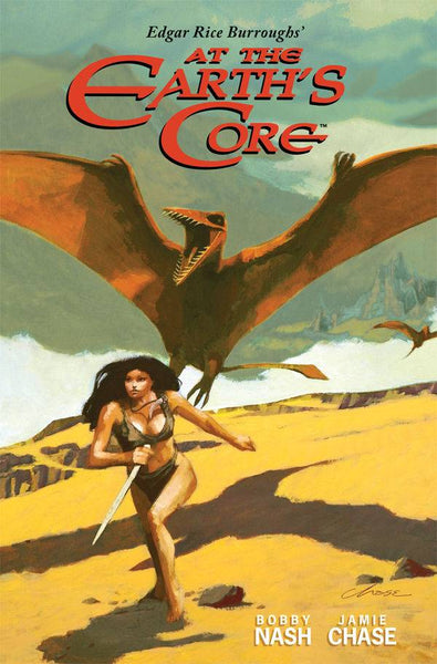 EDGAR RICE BURROUGHS AT THE EARTHS CORE HC