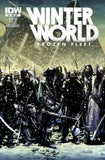 WINTERWORLD FROZEN FLEET #2 SUBSCRIPTION VAR - Kings Comics