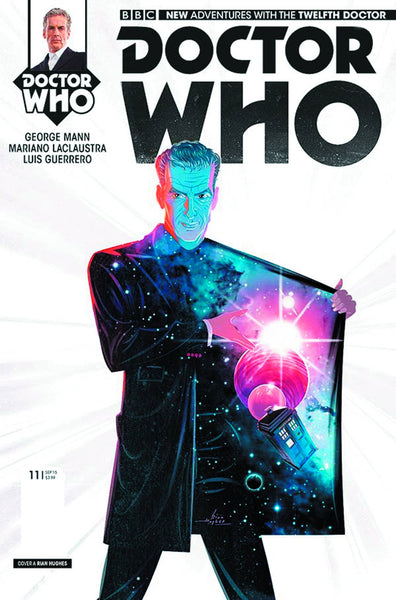 DOCTOR WHO 12TH #11