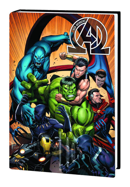 NEW AVENGERS BY JONATHAN HICKMAN HC VOL 02