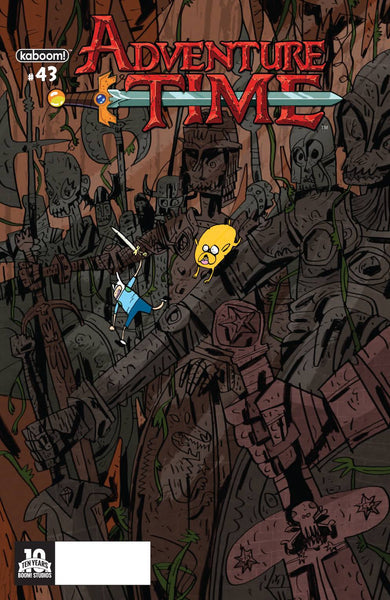 ADVENTURE TIME #43