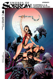 SWORDS OF SORROW VAMPIRELLA JENNIFER BLOOD #4