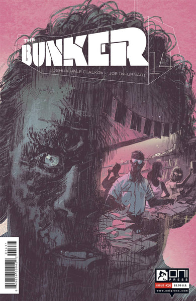BUNKER #14 - Kings Comics