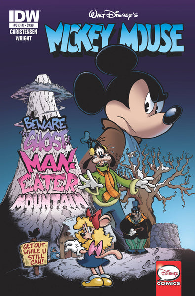 MICKEY MOUSE VOL 2 #5