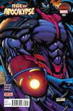 AGE OF APOCALYPSE VOL 2 #5 SWA
