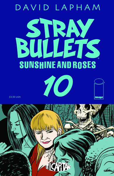 STRAY BULLETS SUNSHINE & ROSES #10 - Kings Comics