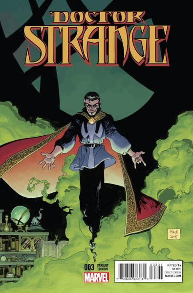 DOCTOR STRANGE VOL 4 #3 SALE VAR