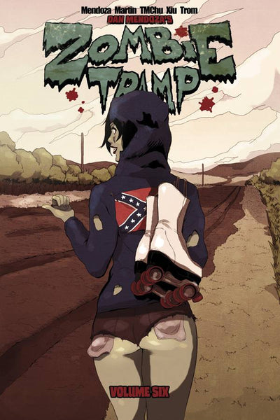 ZOMBIE TRAMP ONGOING TP VOL 04 UNHOLY TALES OF THE DIRTY SOUTH