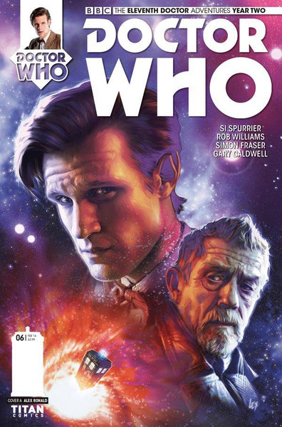 DOCTOR WHO 11TH YEAR TWO #6
