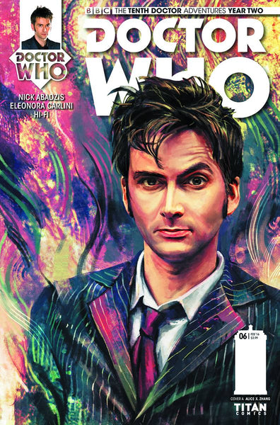 DOCTOR WHO 10TH YEAR TWO #6