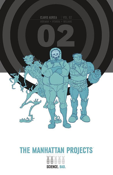 MANHATTAN PROJECTS HC VOL 02