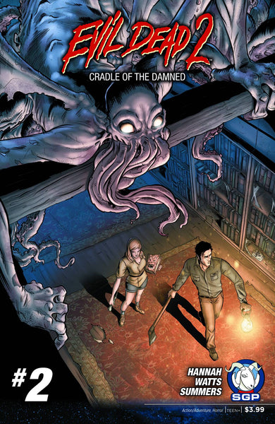 EVIL DEAD 2 CRADLE OF THE DAMNED #2