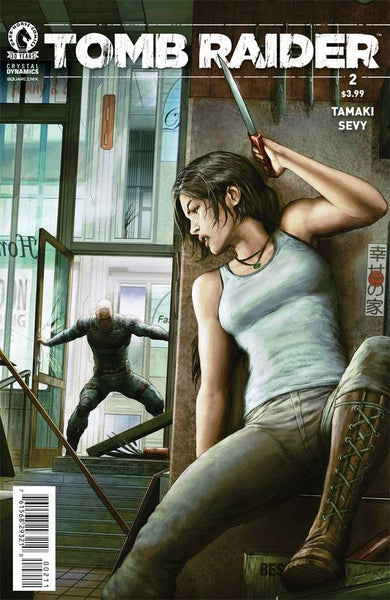 TOMB RAIDER VOL 3 #2