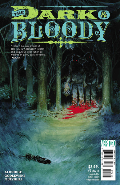 DARK AND BLOODY #2 - Kings Comics