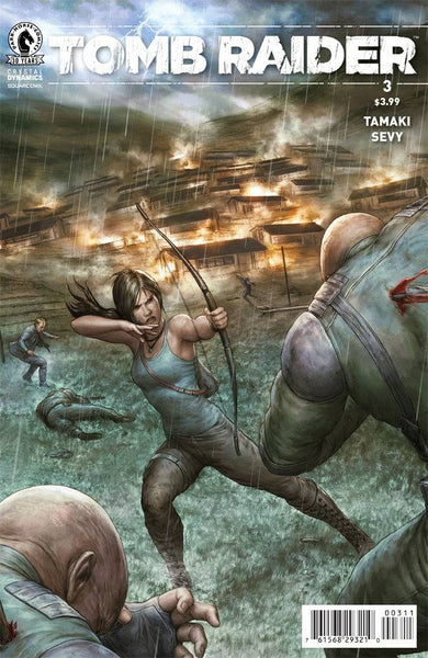TOMB RAIDER VOL 3 #3