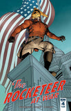 ROCKETEER AT WAR #4 SUBSCRIPTION VAR - Kings Comics