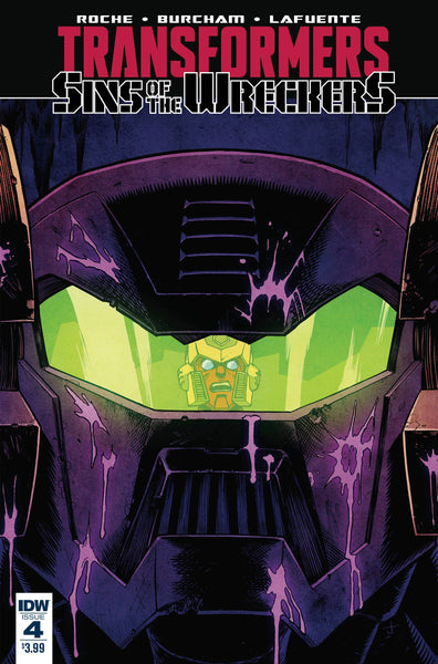 TRANSFORMERS SINS OF WRECKERS #4